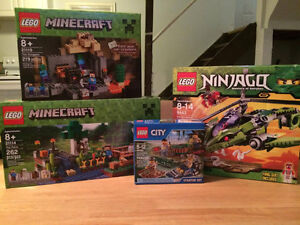 Selling Lego Lot, All pieces and instructions included!