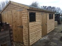 SHED, DOG KENNEL, STABLES, FIELD SHELTER, LOG STORE, MADE TO ORDER, CHEAPEST IN NORFOLK!!!