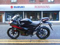 EX DEMO SUZUKI GSX-R125 ON LOW RATE FINANCE, CALL TODAY