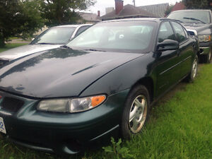 2001 Pontiac Grand Prix Sedan