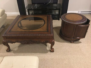 Coffee Table and End Table West Island Greater Montréal image 1
