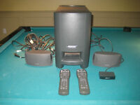 Bose Cinemate digital home theater