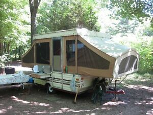 Jayco Dove 806 tent trailer looking for new forever family