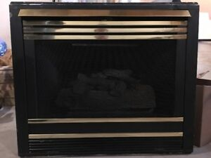 Hearth and Home 6000TV Gas Fireplace Insert