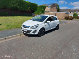 2014 Vauxhall Corsa Excite 1.2, Full Service History