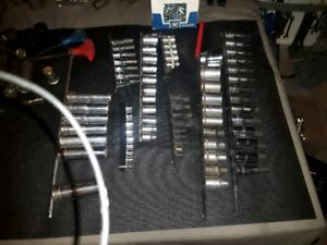 Long weekend tool sale