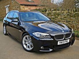2013 BMW 520D M-SPORT TOURING. GREAT SPEC !!