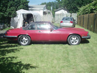 Jaguar Convertible 2 portes