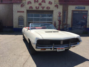 1971 TORINO GT CONVERTIBLE - NO RUST - PRIVATE SALE
