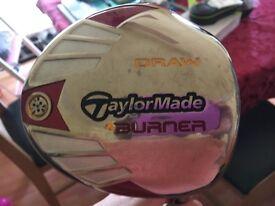 Taylor Made Burner Driver