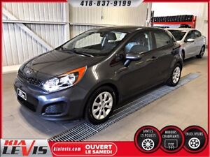 Kia Rio RIO5-LX+/AUTOMATIQUE-FULL-AIR 2014