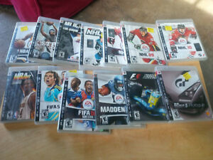 PS3 and PS2 games from $3