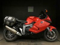 BMW K1300S SPORT. 2010. FSH. 21996 MILES. Q SHIFTER. ESA. ASC. H GRIPS. LUGGAGE