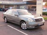 2001 Lexus LS 430 4.3 4dr