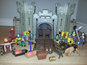 Playmobil Eagle knight castle
