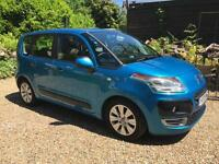 2010 10 CITROEN C3 PICASSO 1.6 HDi DIESEL VTR + 5 DOOR HATCH 5 SPEED MANUAL