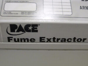 PACE Fume Extractor Arm- Evac 200 & Silencer Cart filter Kitchener / Waterloo Kitchener Area image 3