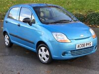 2008 CHEVROLET MODEL MATIZ S BODY TYPE 5 DOOR HATCHBACK FULL SERVICE STORY From main dealer