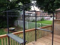 Outdoor Canopy/Gazebo Frame