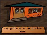 Enseignement de la guitare à domicile