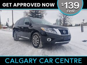 2015 Pathfinder $199B/W TEXT US FOR EASY FINANCING! 587-582-2859