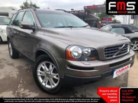57 Volvo XC90 2.4 AWD Geartronic 7 Seater - Service Hisotry