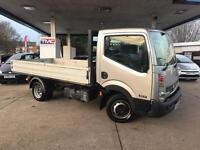 2010 Nissan Cabstar 2.5 dCi 35.13 Pro Dropside Truck 2dr (MWB) DROPSIDE in(...)