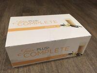 Juice plus complete vanilla unopened box of 5 pouches