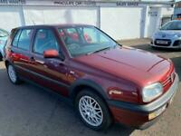 1994 Volkswagen Golf 2.8 VR6 5d 172 BHP Hatchback Petrol Manual