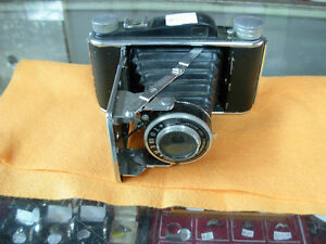 Antique Folding Bellows Camera by Tower Cambridge Kitchener Area image 2