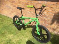 BMX Kawasaki Green
