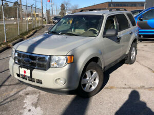 2009 Ford Escape XLT - Certified