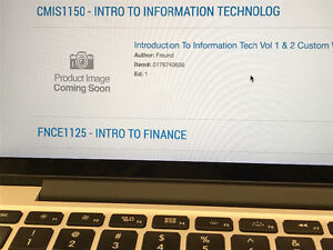 Brand new CMIS 1150 text book for sale