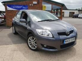 2009 Toyota Auris 1.6 ( 124bhp ) MMT TR AUTOMATIC PETROL NEW SERVICE DONE