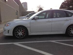 2013 Subaru Impreza WRX STi Sport Tech Pkg w/ Nav Wagon