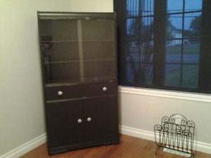 Display Cabinet ** TOTALLY REDONE **