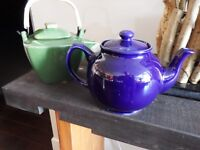 2 TEAPOTS - LIKE NEW!!!!!!! MOVING SALE!!