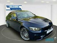 2018 BMW M3 3.0 BiTurbo Competition DCT (s/s) 4dr Saloon Petrol Automatic