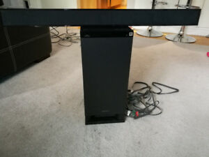 Sony CT150 3D Sound Bar System