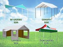 Outdoor furnitures umbrella gazebo canopy fence tent marquee Derrimut Brimbank Area Preview
