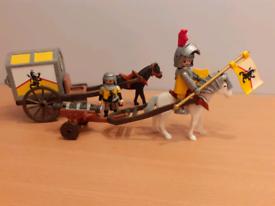 Playmobil 4874 Lion knights treasure transport