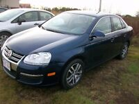 2006 Volkswagen Jetta 2.5 Sedan AUTOMATIC  ONLY  91 KM