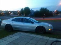 2001 Chrysler 300-Series full Berline full + cuire