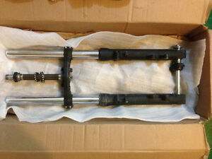 Suzuki SV650S OEM fork, wheel and brake parts parts for sale