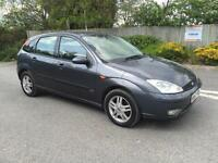 Ford Focus 1.6 Manual Petrol 2005/54 Plate- Low Mileage -1 Owner From New