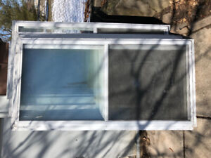 Windows for sunroom, greenhouse, or shed