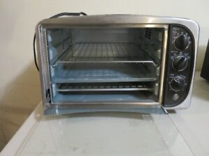 Toaster-Rotisserie Oven - General Electric