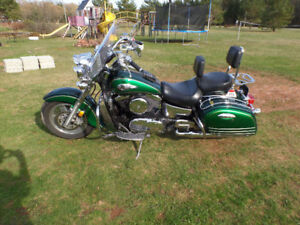 1999 Kawasaki Vulcan nomad for sale or trade