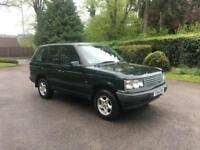 2001 Land Rover Range Rover 4.0 V8 auto County P38