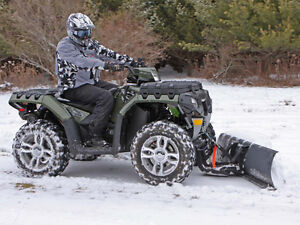 ====== ATV & UTV PLOWS AND BLOWERS AVAILABLE======